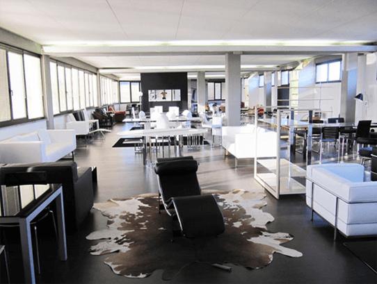 I❶I Showroom für Bauhaus & Design Möbel