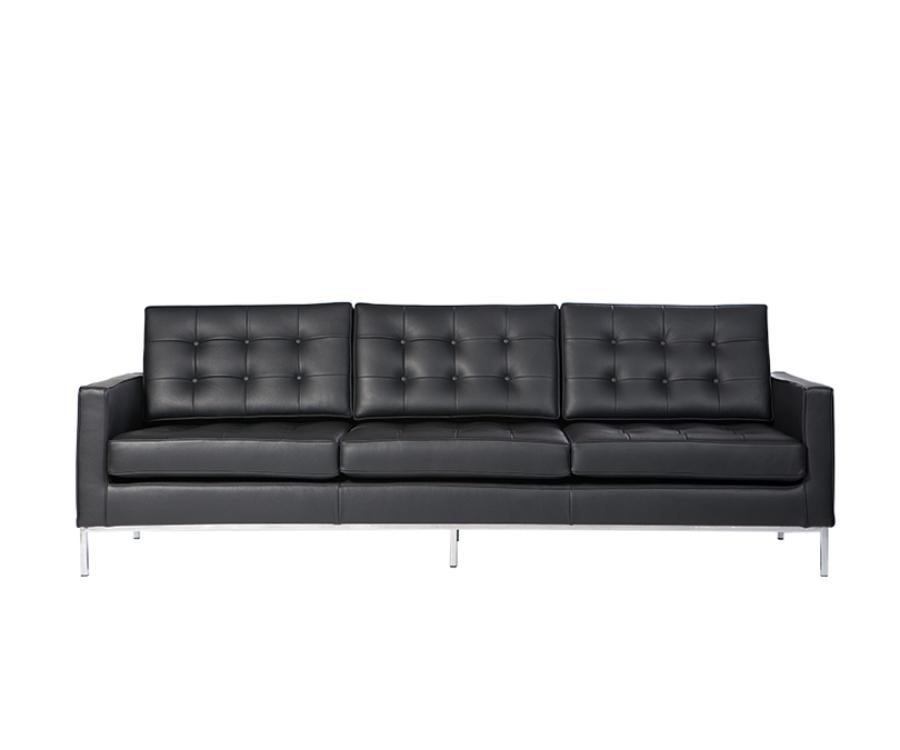 I❶I Florence Knoll Sofa 3-Sitzer - 3,299 € - Made in Italy