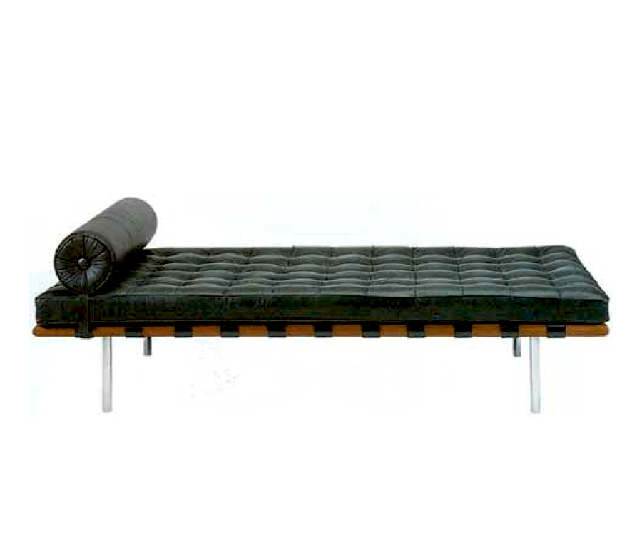 I❶i Mies Van Der Rohe 258 Liege Day Bed 1950 Made In Italy
