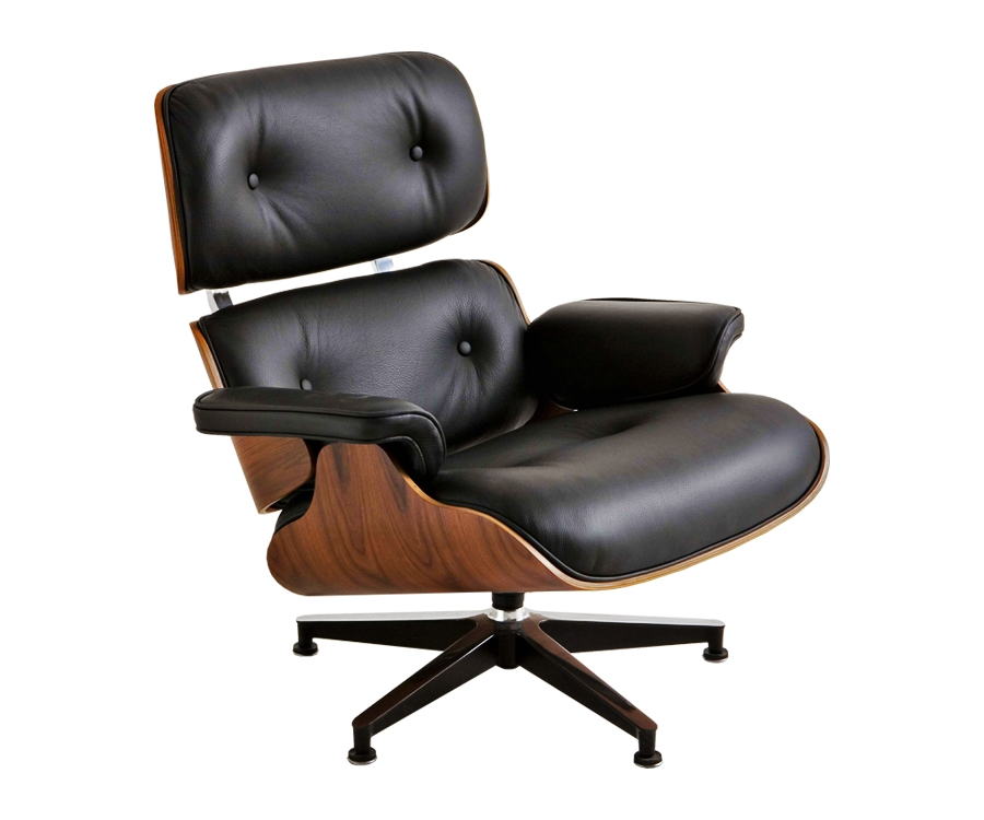 I❶I Charles Eames Lounge Chair - 2,089 € - Made in Italy