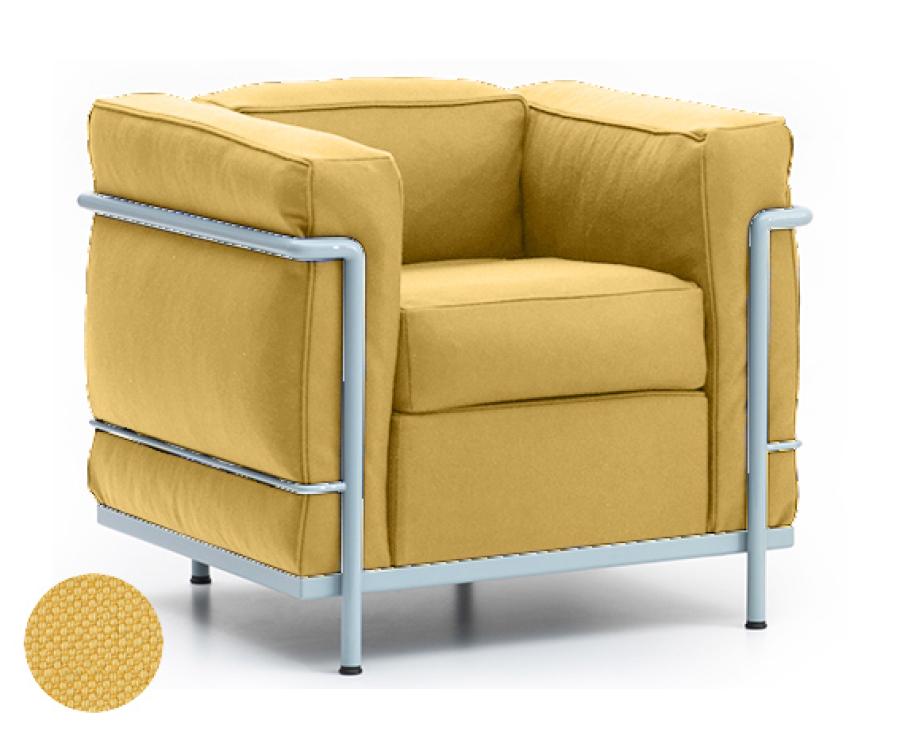 lc2 sessel rot williamflooring. Black Bedroom Furniture Sets. Home Design Ideas