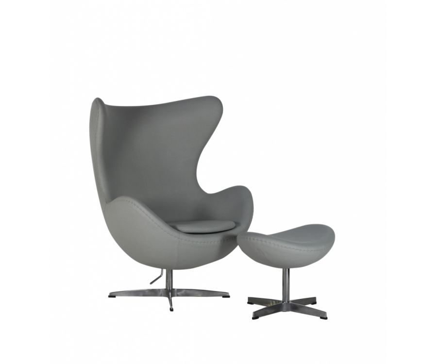 i i arne jacobsen egg chair das ei 2 199 made in italy. Black Bedroom Furniture Sets. Home Design Ideas