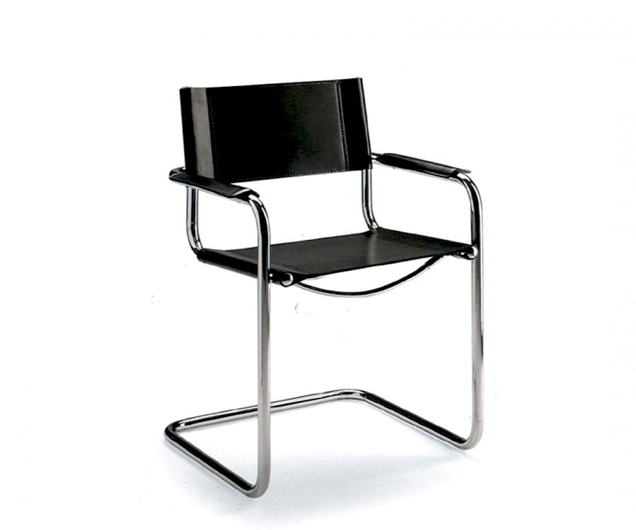 i i mart stam s 33 freischwinger 389 made in italy. Black Bedroom Furniture Sets. Home Design Ideas