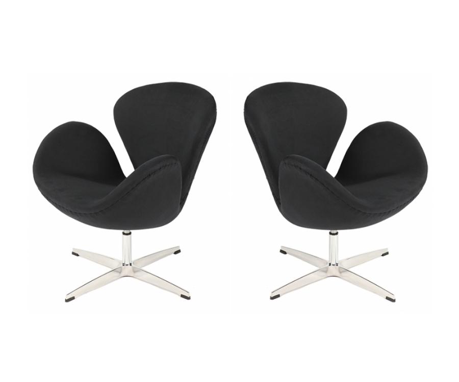 I❶i Arne Jacobsen Swan Chair Der Schwan 2099 Made In Italy