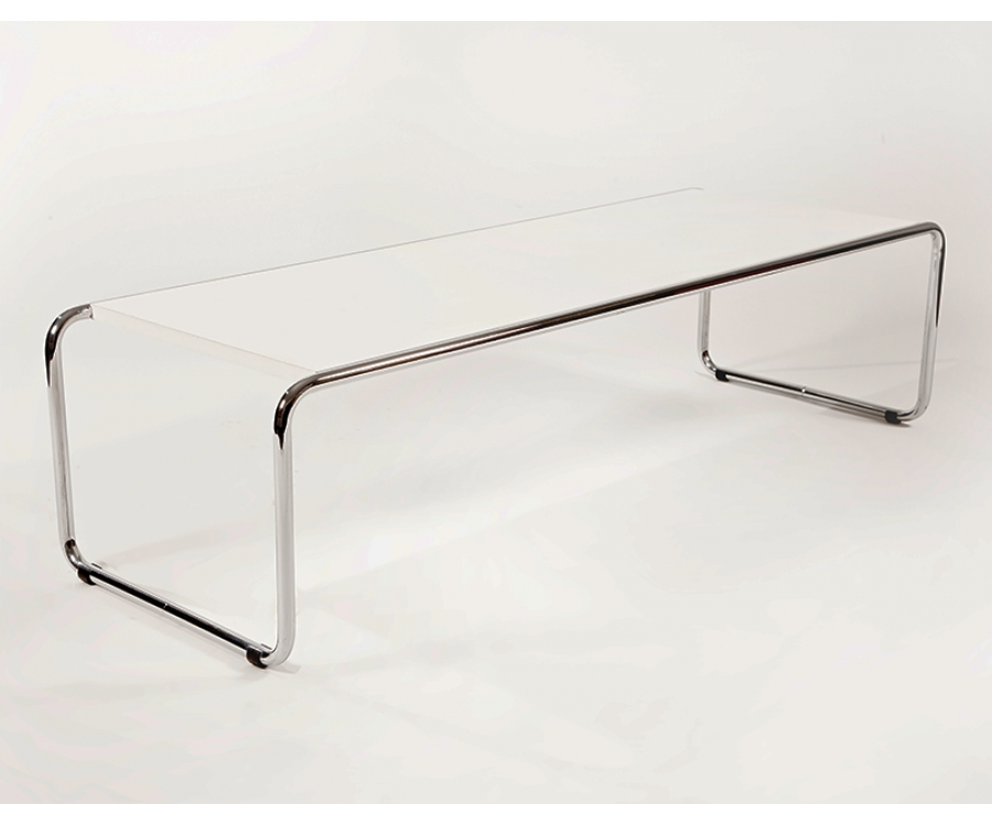 I❶i Marcel Breuer Laccio Tisch Groß 309 Made In Italy