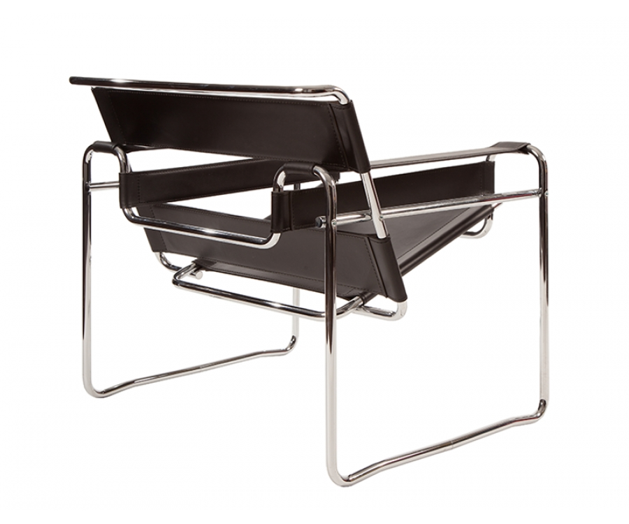 I i marcel breuer wassily chair 799 made in italy for Wassily stuhl design analyse