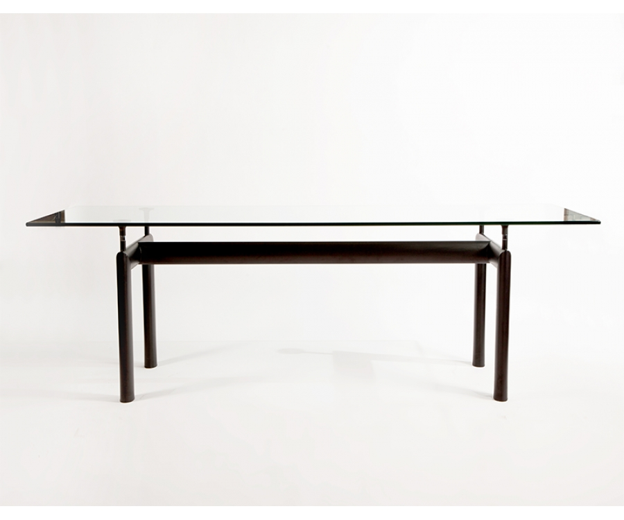 I i le corbusier lc6 tisch 849 made in italy for Tisch design 24