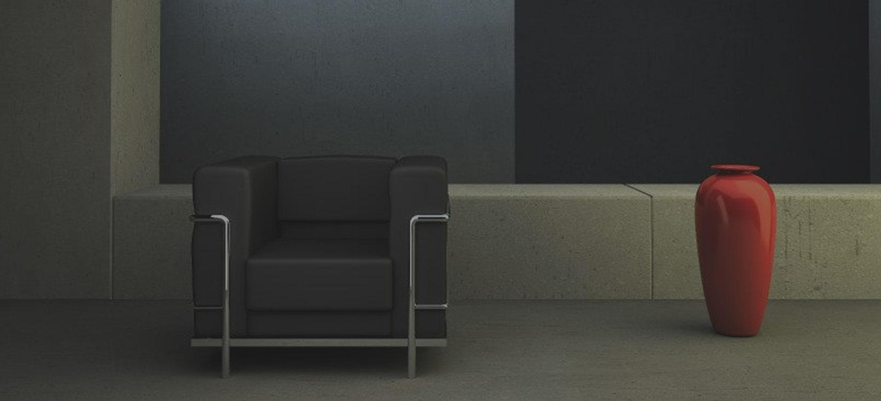 I I Lc Grand Confort Beruhmte Mobel Von Le Corbusier
