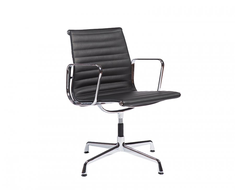 4 x Aluminium Group Management Chair