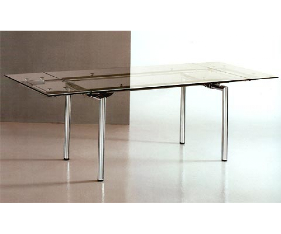 Terrone Dining & Office Glass Table