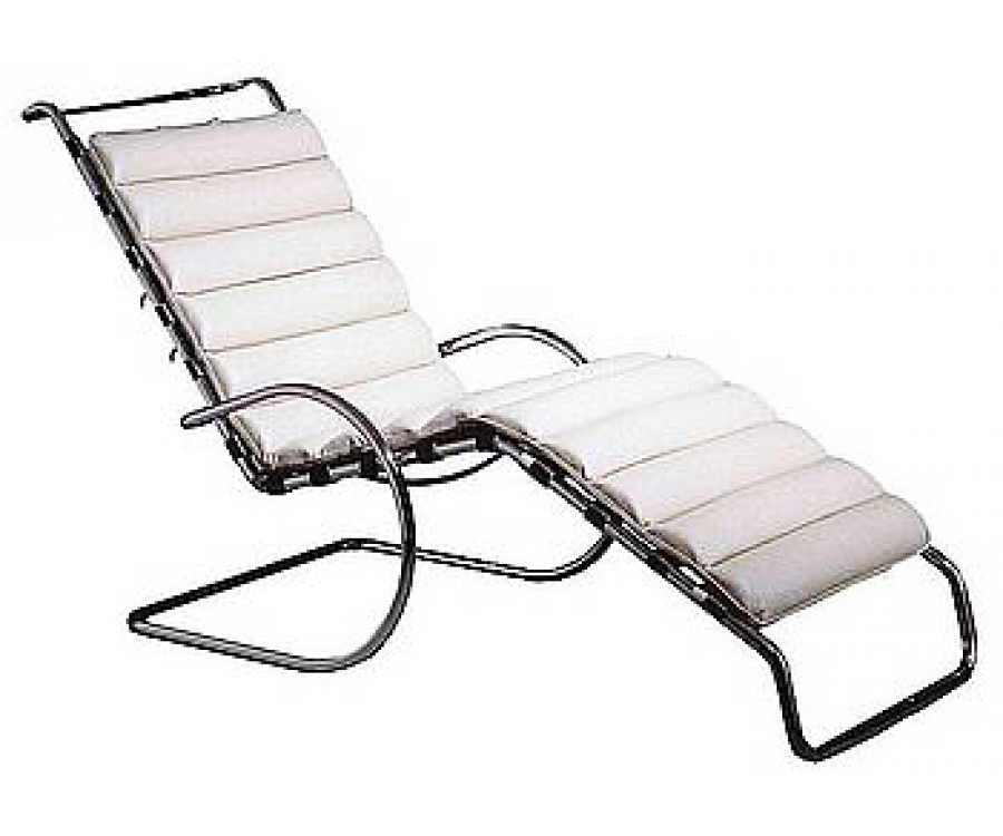 I❶i Mies Van Der Rohe Mr 242 Lounge Chair 1999 Made In Italy