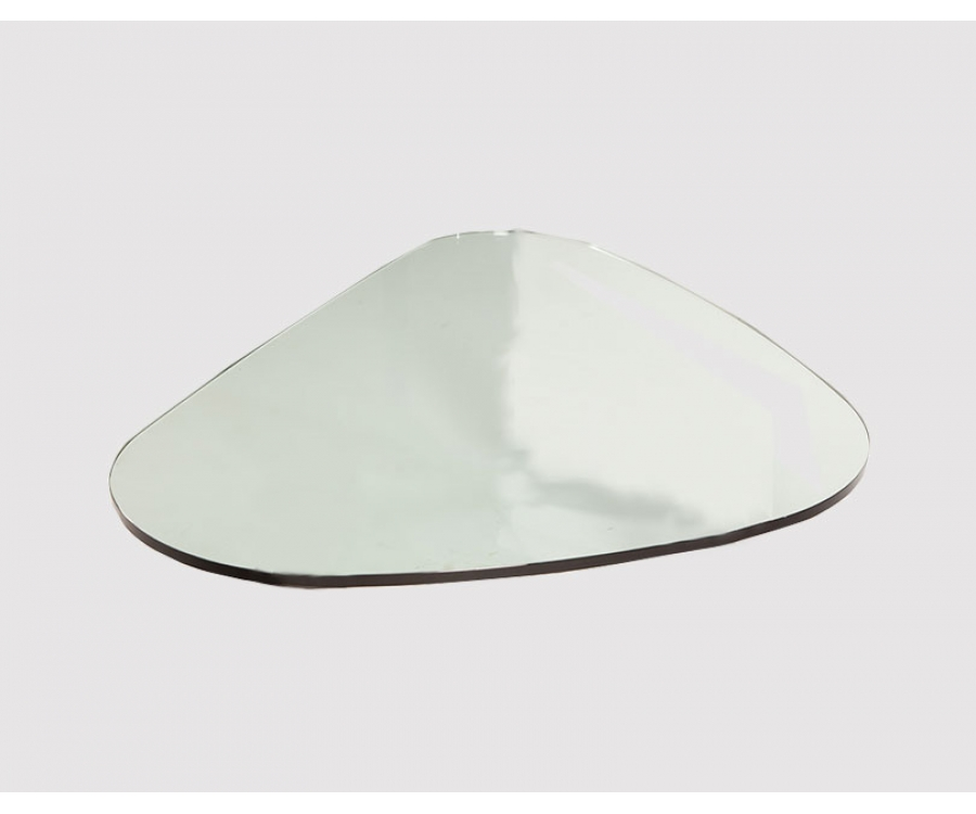Glasplatte Coffee Table
