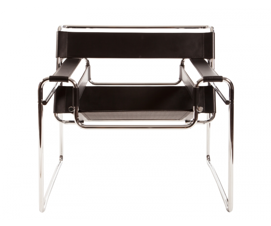 Marcel Breuer Sessel i i marcel breuer wassily chair 799 made in italy