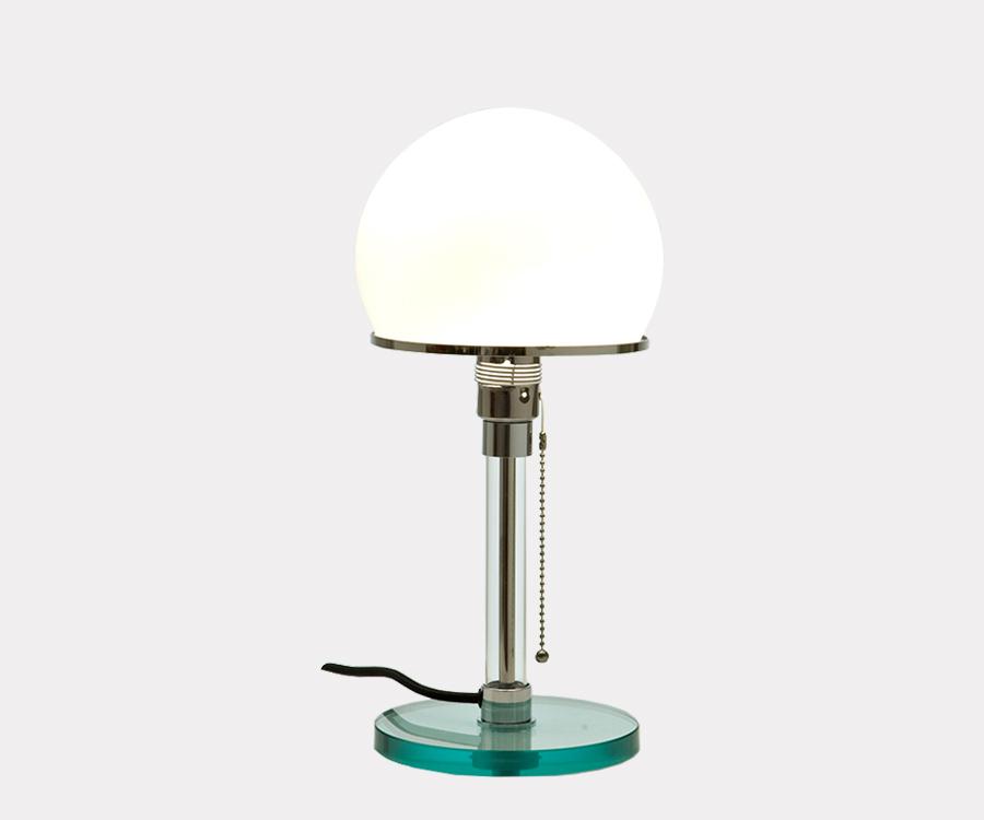 i i wilhelm wagenfeld glaslampe wg 24 299 made in italy. Black Bedroom Furniture Sets. Home Design Ideas