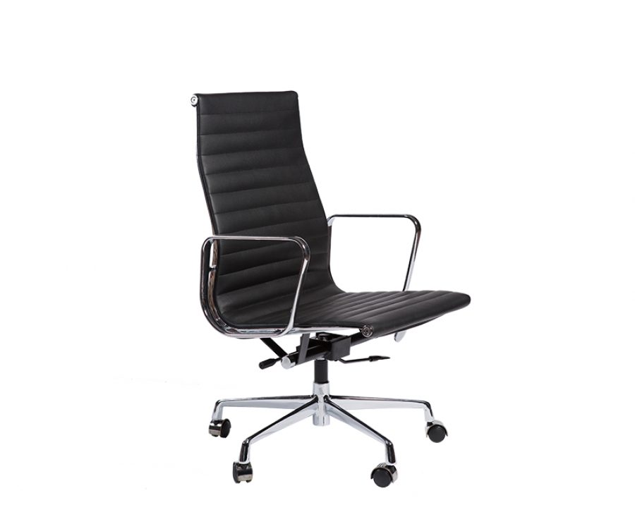 4 x Aluminium Group Executive Chair