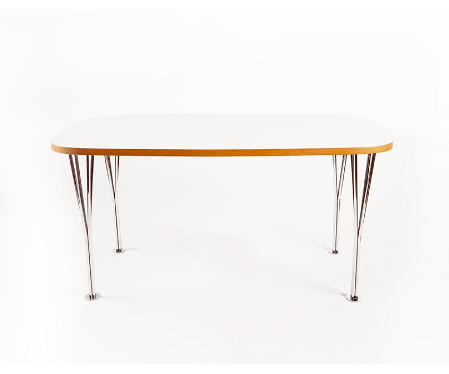 i i arne jacobsen 2096 tisch 769 made in italy. Black Bedroom Furniture Sets. Home Design Ideas