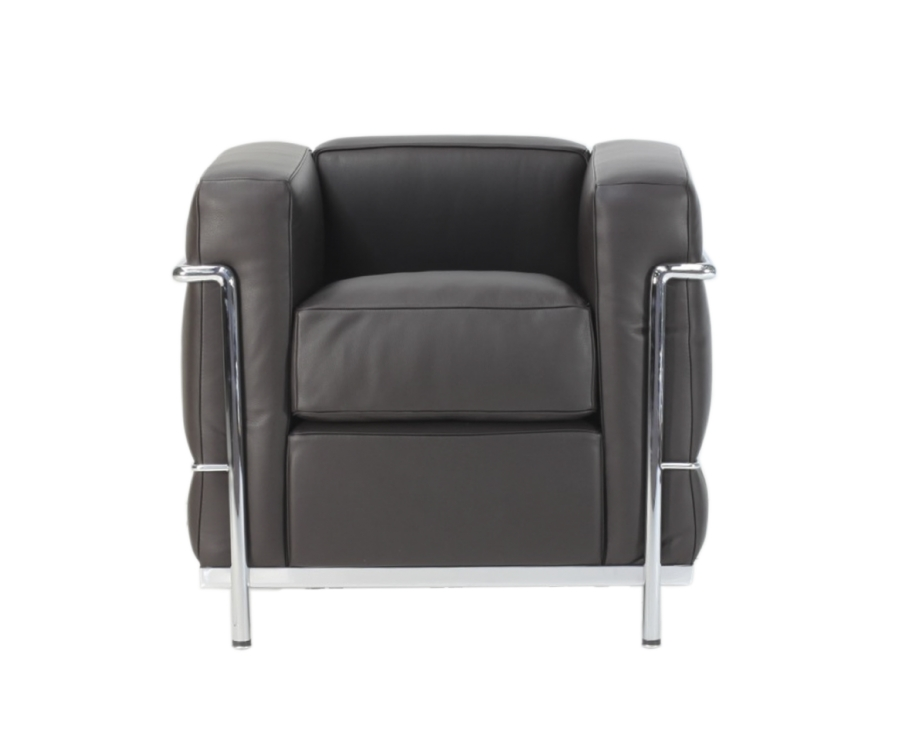 I❶I Le Corbusier LC2 Sessel - 1,139 € - Made in Italy