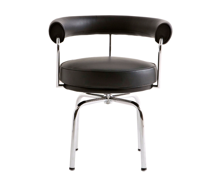 I❶I Le Corbusier LC7 Drehstuhl - 859 € - Made in Italy