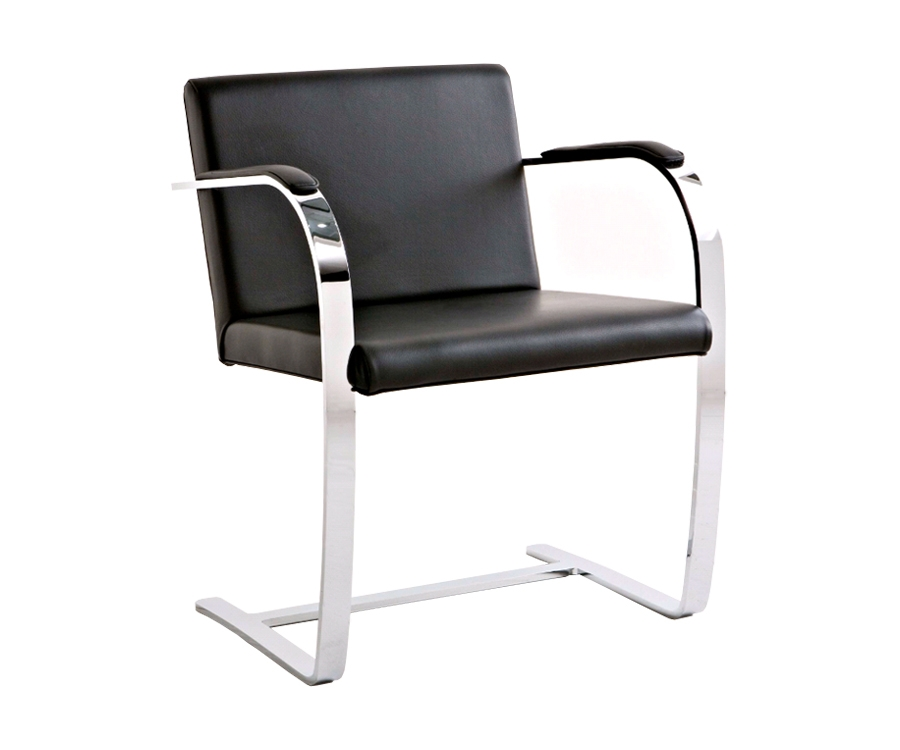 I❶i Mies Van Der Rohe Brno Chair 829 Made In Italy