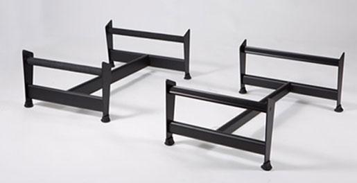 LC4 Chaise Longue Le Corbusier Untergestell