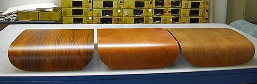 Lounge Chair Charles Eames Schale Farben