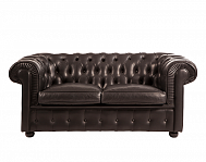 Chesterfield Sofa 2-Sitzer