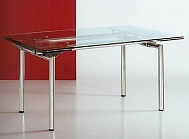 Brusaga Glass Table
